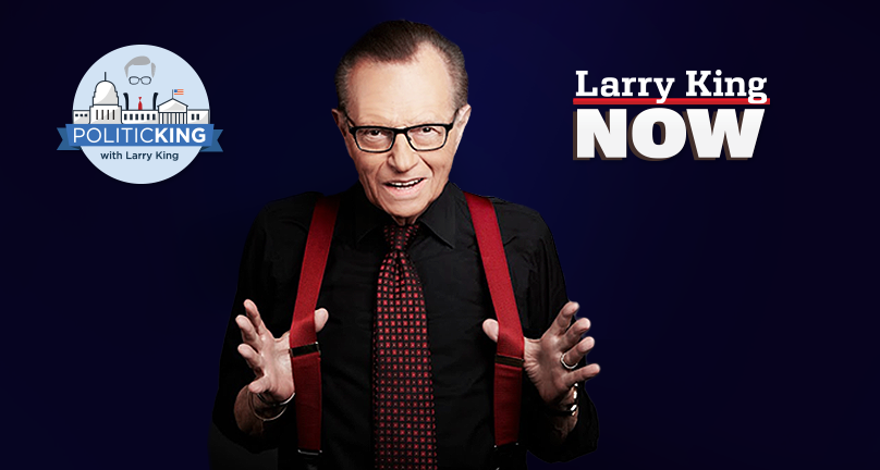 So Long to The King Of Cable – Larry King