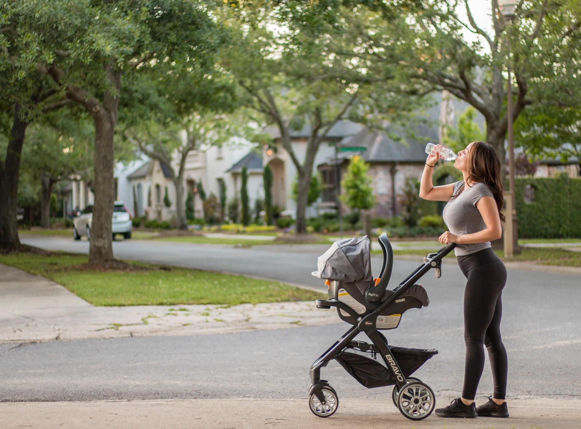 What New Mums Need to Know About Jogging With Their New Baby