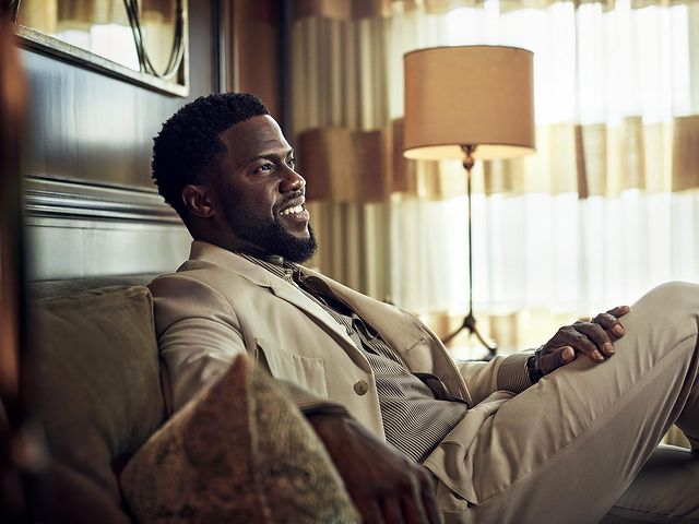 Kevin Hart On How Mindfulness Is The Secret To Success