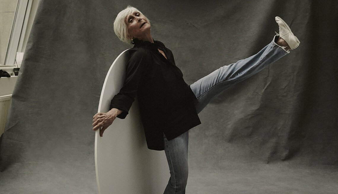 Quote Of The Week: Twyla Tharp Keeps Moving