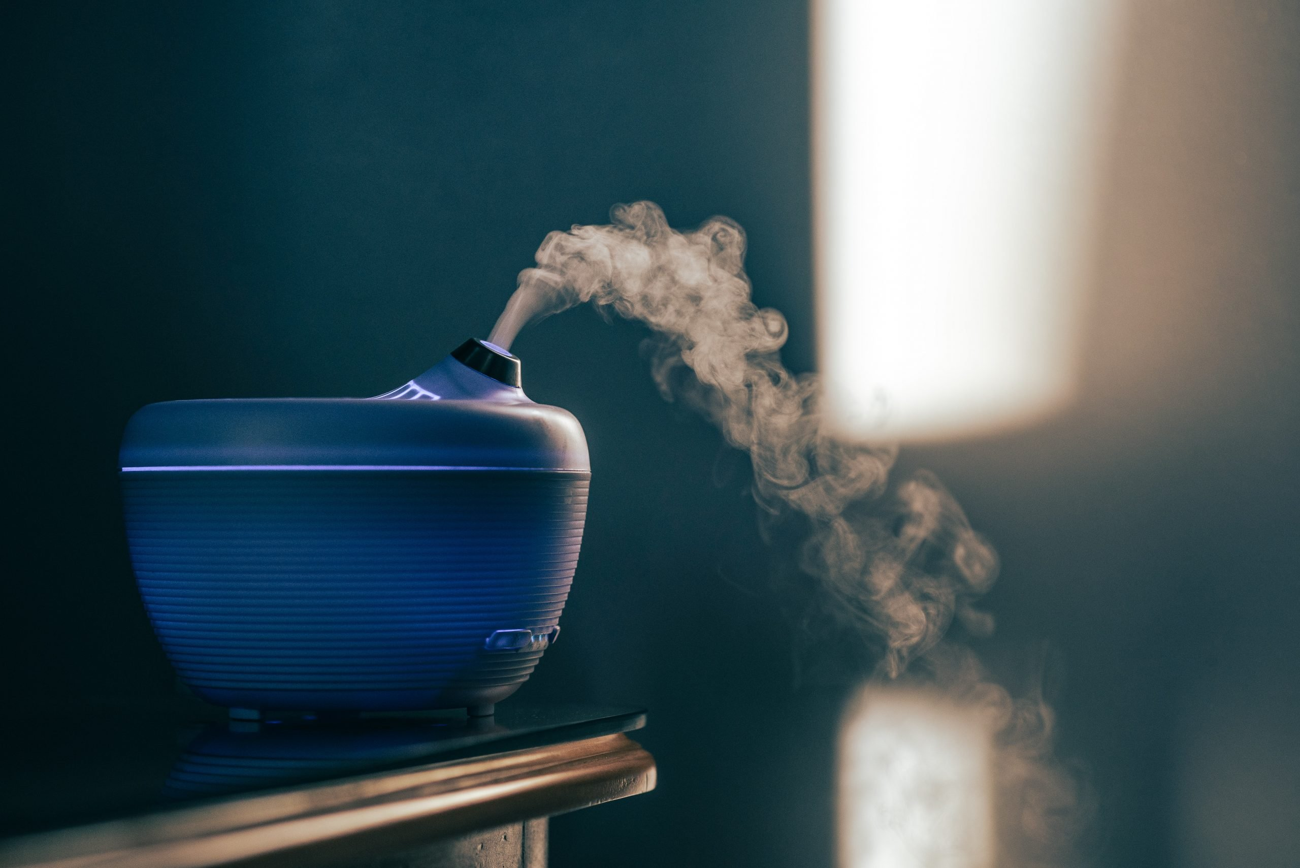 Could a humidifier help you to breathe easier?