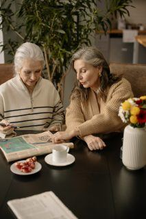 Crossword I Elderly I Dementia