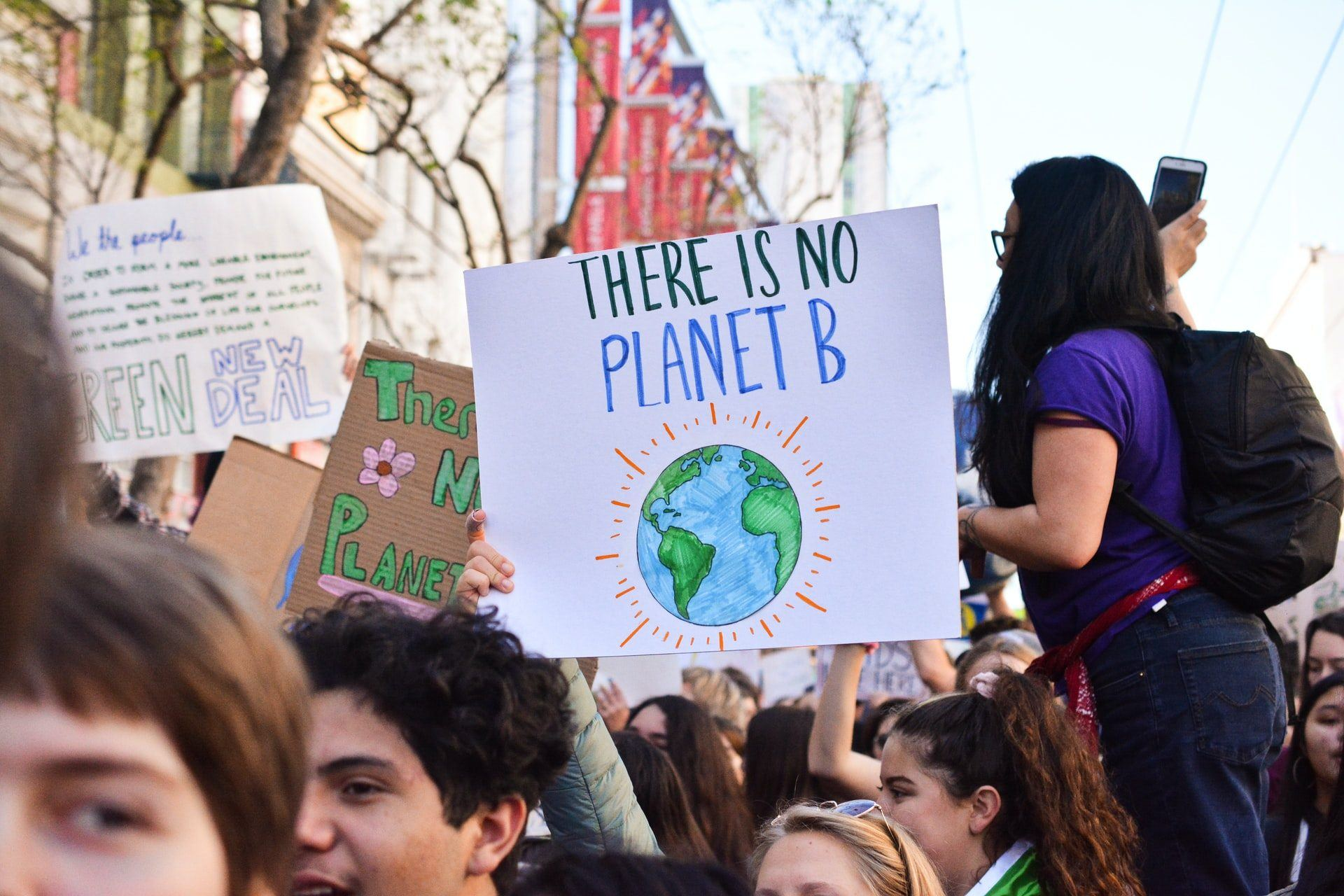 Climate Anxiety: How To Cope When You Feel Like The World is Burning